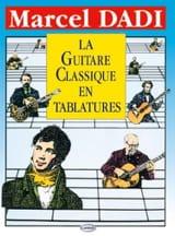 La Guitare Classique En Tablatures Partition laflutedepan.com