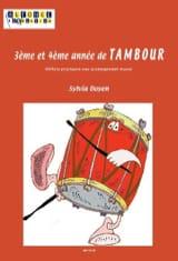 3ème Et 4ème Année de Tambour Sylvia Doyen Partition laflutedepan
