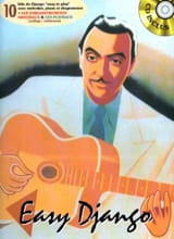 Django Reinhardt - Easy Django Volume 1 - Sheet Music - di-arezzo.co.uk