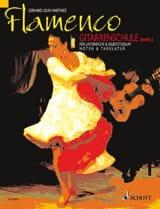 Flamenco Guitarrenschule Band 2 Gerhard Graf-Martinez laflutedepan