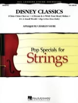 Disney Classics - Pop Specials For Strings DISNEY laflutedepan.com