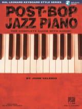 John Valerio - Post-Bop Jazz Piano - Sheet Music - di-arezzo.com