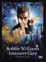 Robbie Williams - Cuidados Intensivos - Partitura - di-arezzo.es