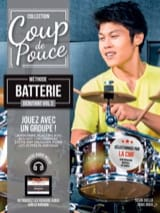 COUP DE POUCE - Method Battery Beginner Volume 3 - Sheet Music - di-arezzo.co.uk