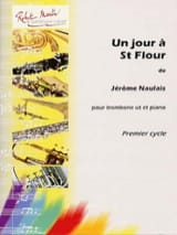 Jérôme Naulais - Un jour à St Flour - Partition - di-arezzo.fr