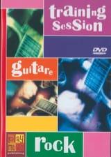 Judge Fredd - DVD - Training Session Guitar Rock - Partition - di-arezzo.fr