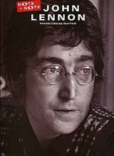 John Lennon - Note For Note - Partition - di-arezzo.fr