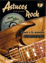 COUP DE POUCE - Guitar rock volume 1 tips - Sheet Music - di-arezzo.co.uk