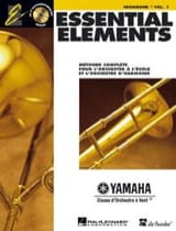 - Essential Elements Trombone Ut Fa Volume 1 - Partition - di-arezzo.fr