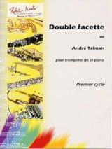 Double Facette André Telman Partition Trompette - laflutedepan.com
