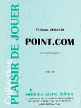 Point.Com - Philippe Oprandi - Partition - Tuba - laflutedepan.com