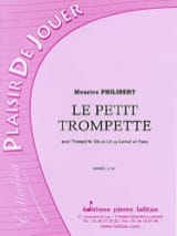 Maurice Philibert - The Little Trumpet - Sheet Music - di-arezzo.com