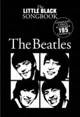 BEATLES - The Little Black Songbook - Partition - di-arezzo.fr
