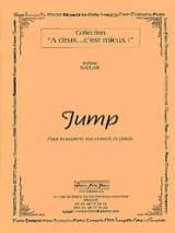 Jump Jérôme Naulais Partition Trompette - laflutedepan.com
