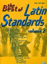 The Best Of Latin Standards Volume 2 Partition laflutedepan.com