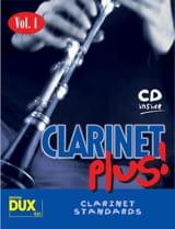 Clarinet plus! volume 1 - Partition - laflutedepan.com
