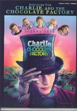 Danny Elfman - Charlie and the chocolate factory - Sheet Music - di-arezzo.co.uk