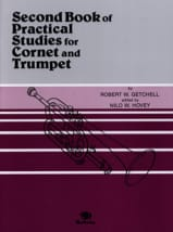 Getchell Robert W. / Hovey Nilo W. - Second Book of Practical Studies For Trumpet - Sheet Music - di-arezzo.co.uk
