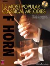15 Most Popular Classical Melodies Partition Cor - laflutedepan.com