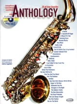 Anthology Volume 1 Partition Saxophone - laflutedepan.com