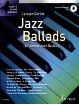Jazz ballads Partition Jazz - laflutedepan.com