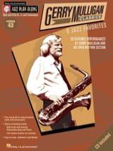 Jazz play-along volume 43 - Gerry Mulligan Classics laflutedepan.com