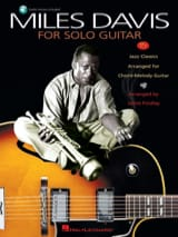 Miles Davis - Miles Davis For Solo Guitar - Sheet Music - di-arezzo.co.uk