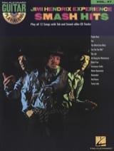 Guitar Play-Along Volume 47 - Jimi Hendrix Experience - Smash Hits laflutedepan.com