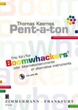 Pent-A-Ton Thomas Keemss Partition laflutedepan.com