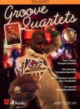 Bert Lochs - Groove Quartets - Sheet Music - di-arezzo.co.uk