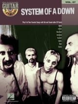 System Of A Down - Guitar Play-Along Volume 57 - System Of A Down - Sheet Music - di-arezzo.co.uk