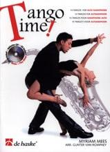 Tango Time Myriam Mees Partition Saxophone - laflutedepan.com