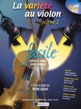 - The Violin Variety Volume 2 Easy - Sheet Music - di-arezzo.co.uk