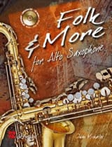 Folk & More Iwan Michailov Partition Saxophone - laflutedepan.com