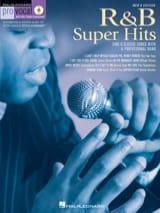 Pro Vocal Men's Edition Volume 6 - R&B Super Hits laflutedepan.com