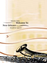 Welcome To New Orleans Valentin Hude Partition laflutedepan.com