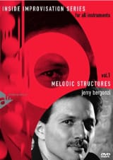 Jerry Bergonzi - DVD - Volume 1 - Melodic Structures - Sheet Music - di-arezzo.co.uk