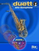 Collection duett 1 Partition Saxophone - laflutedepan.com