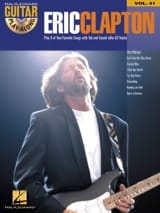 Eric Clapton - Guitar Play-Along Volume 41 - Eric Clapton - Sheet Music - di-arezzo.com