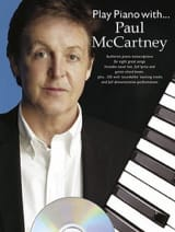 Paul Mccartney - Play Piano With... Paul Mccartney - Partition - di-arezzo.fr