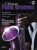 Ben Tompsett - Ultimate Funk Grooves - Partition - di-arezzo.fr