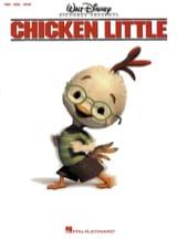 Chicken Little Partition Musiques de films - laflutedepan.com