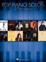 Pop Piano Solos 26 Hit Songs Partition laflutedepan.com