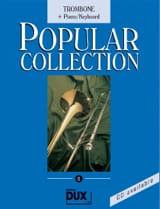 Popular collection volume 8 Partition Trombone - laflutedepan.com