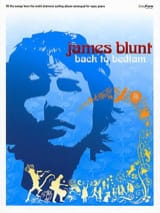James Blunt - Back To Bedlam. Easy Piano - Partition - di-arezzo.fr
