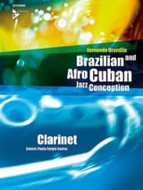 Fernando Brandao - Brazilian And Afro-Cuban Jazz Conception - Partition - di-arezzo.fr