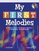 My First Melodies Michiel Oldenkamp Partition laflutedepan.com