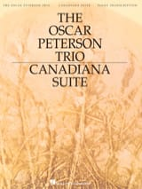Oscar Peterson - Canadiana Suite - Partition - di-arezzo.fr