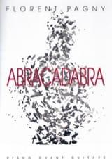 Florent Pagny - Abracadabra - Partition - di-arezzo.fr