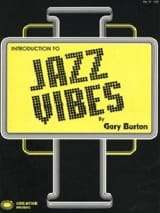 Introduction To Jazz Vibes Gary Burton Partition laflutedepan.com